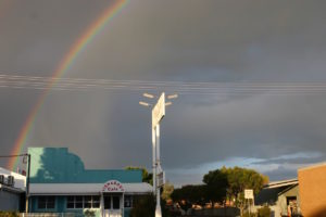 Rainbow Over Moree