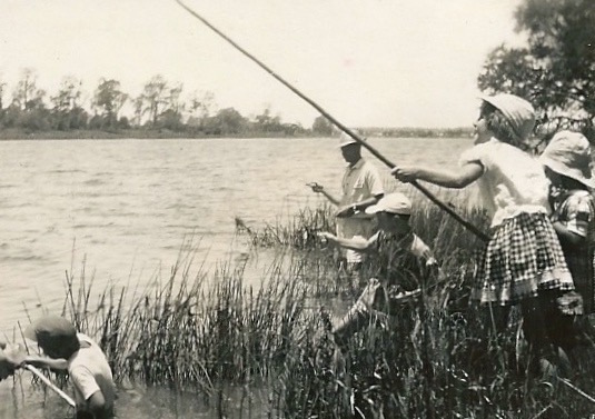 fishing-in-the-clarence
