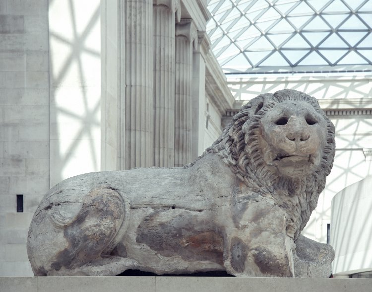 lion-of-knidos