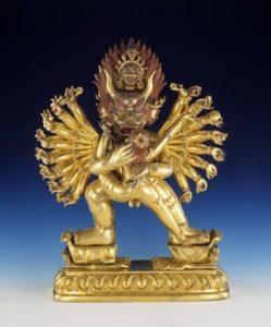 yamantaka-and-vajravarāhī