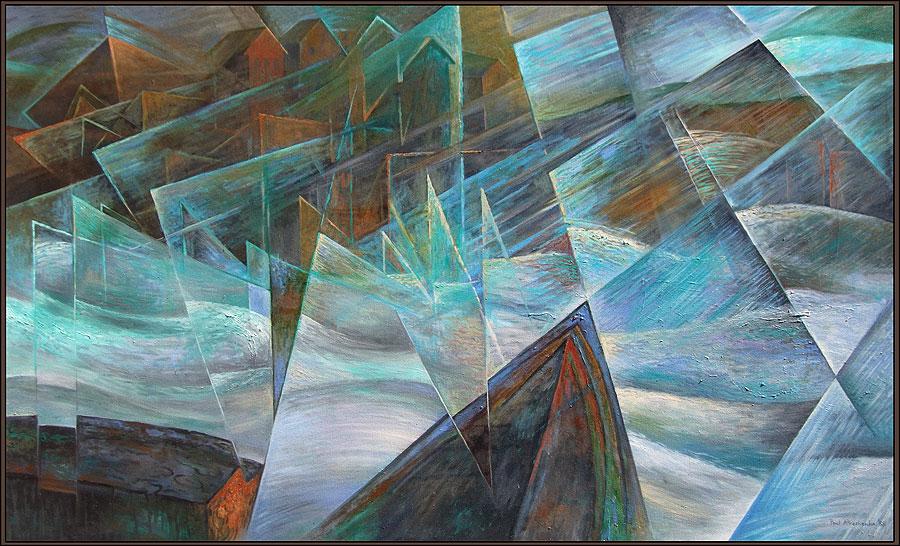 storm-in-clovelly-art