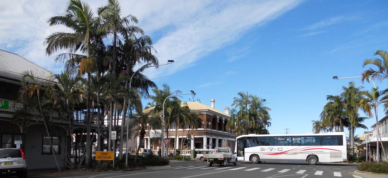 Mullum main street