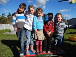 five-grandkids