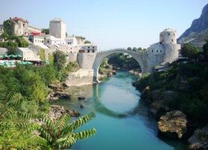 mostar-arched-bridge