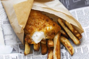 fish-and-chips-in-newspaper