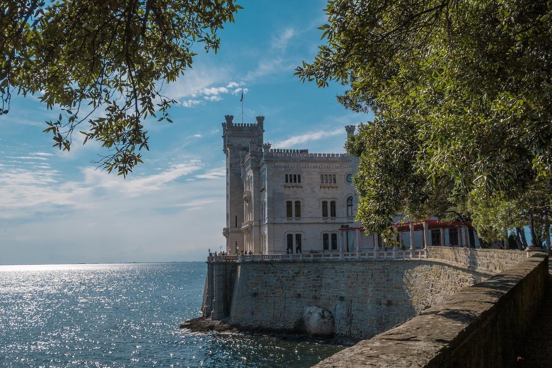 Castle Trieste