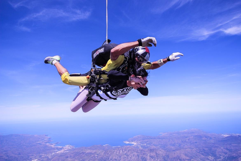 Paragliding pixabay
