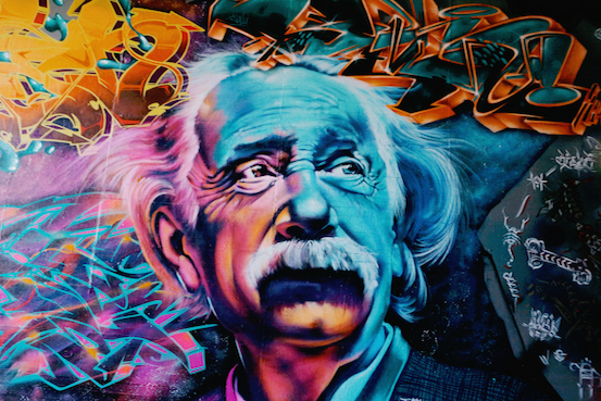 einstein-science-art