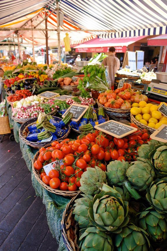market-stall-france-vegetables
