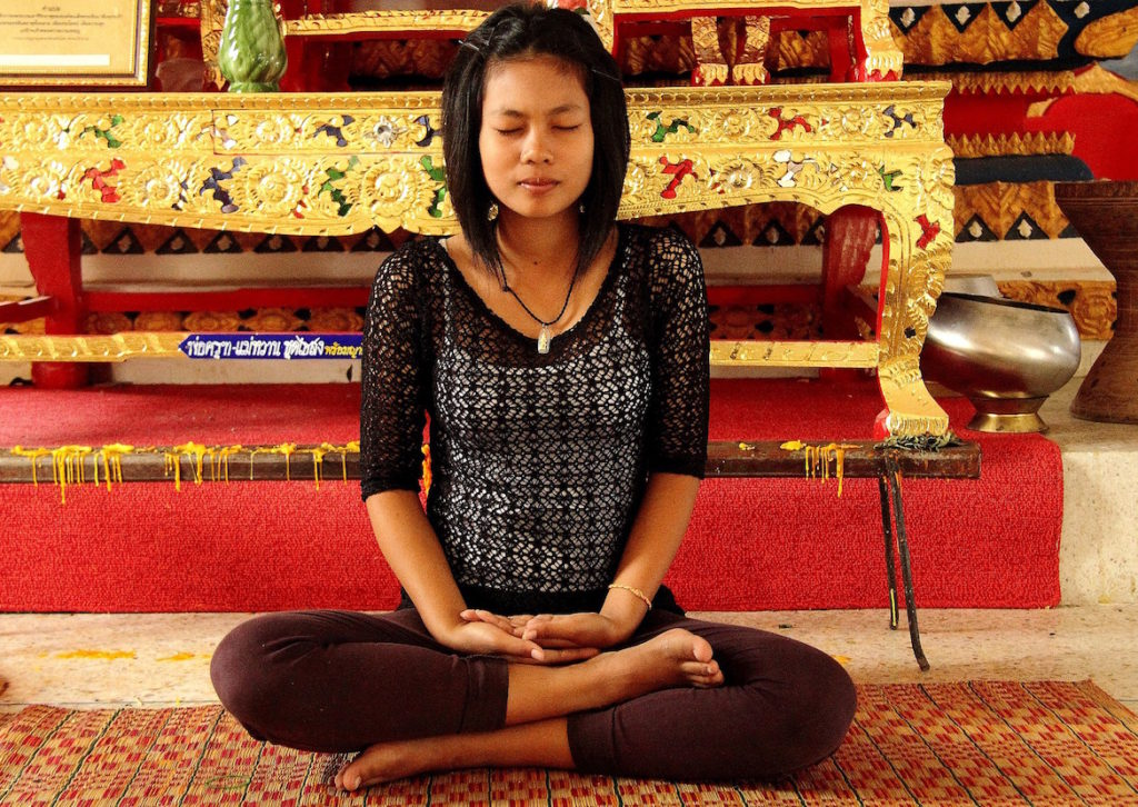 meditation-temple-girl