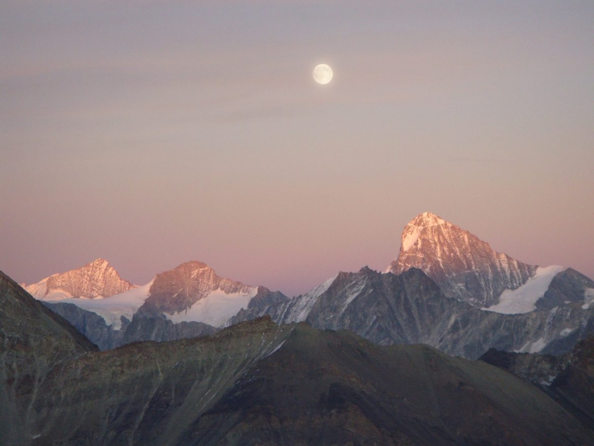 beautifulcold moonscape