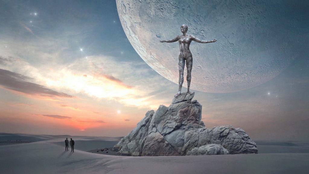 woman-balance-moon