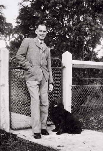 john-cade-and-dog-at-bundoora