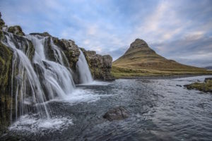 cascades-in-iceland