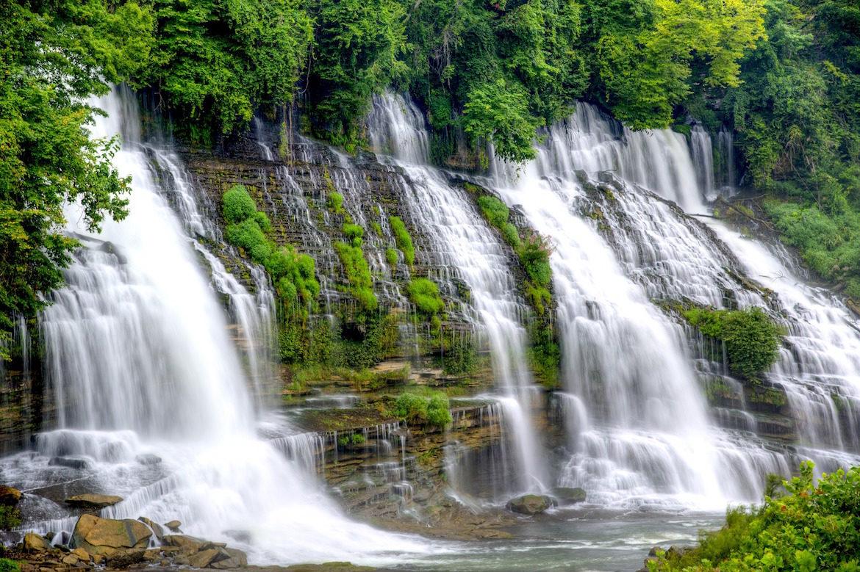 waterfall-streams
