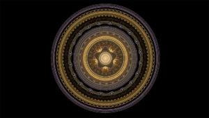 fractal-gold-mandala