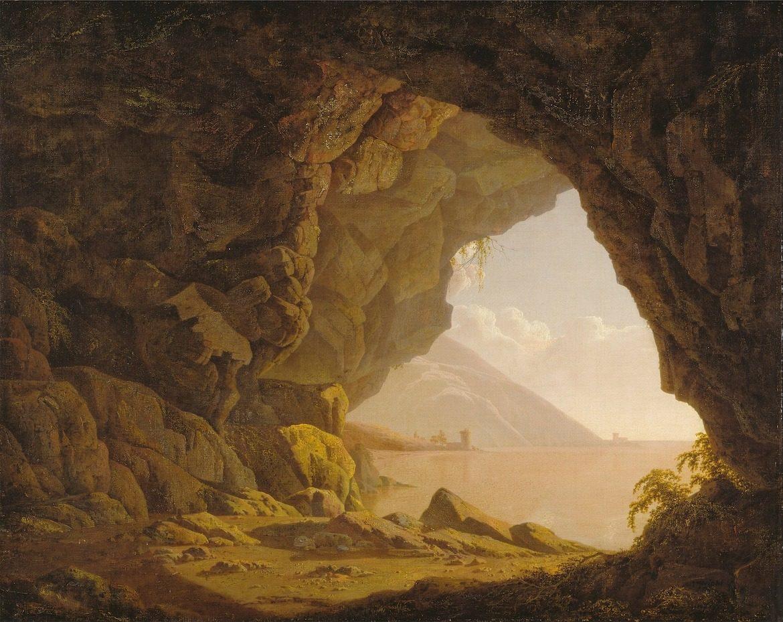 joseph-wright-cave-art