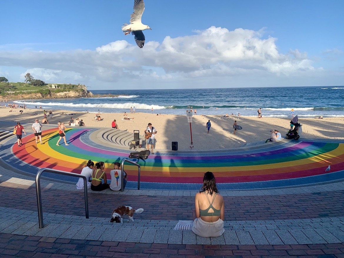Swimming Pools and Happenings in Coogee